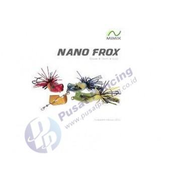 umpan mimix nano frox