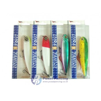 Umpan Eupro Lure VMC Hook Family