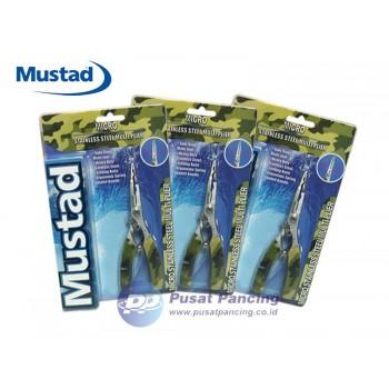 Tang Mustad Micro Stainless Steel Multi Plier