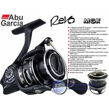 Reel Spinning Abu Garcia Revo MGX30