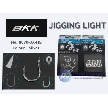 Kail BKK Jigging Light 8070-3X-HG