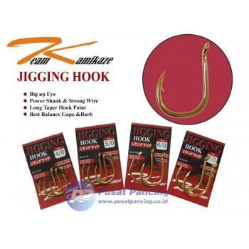 Kail Jigging Hook