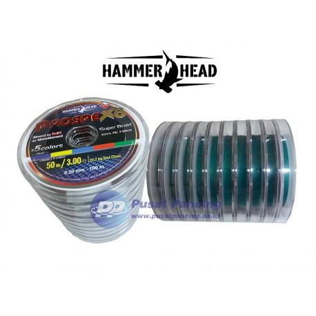 Senar Hammer Head ProspeX8 100M Connecting