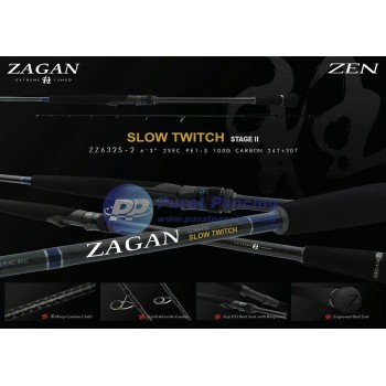 Joran Slow Pitch Zen Zagan Slow Twitch