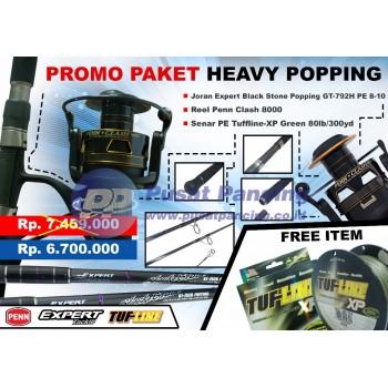 Promo Paket Heavy Popping