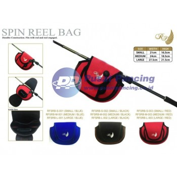 Spin Reel Cover Rodford