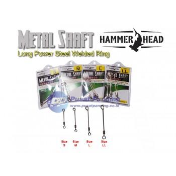 Swivel Hammer Head Metal Shaft