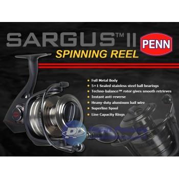 Reel Spinning Mancing di Laut Penn Sargus II