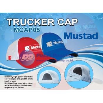 Topi Mustad Trucker Cap
