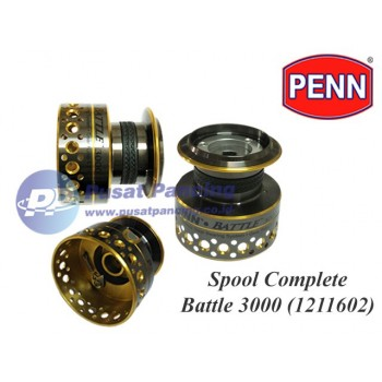 Parts Penn Spool Battle 3000