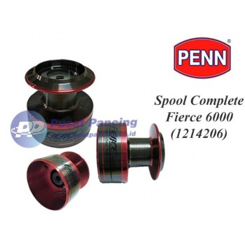 Parts Penn Spool Fierce 6000