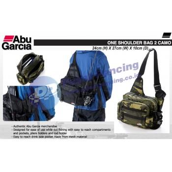 Tas Mancing Casting Laut Abu Garcia One Shoulder Bag 2 Camo
