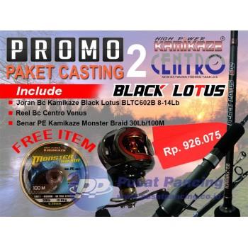 Paket Casting Black Lotus 2