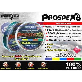Senar HammerHead Prospex X8