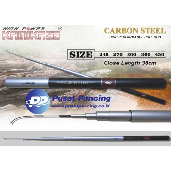Joran Tegek Kamikaze Carbon Steel