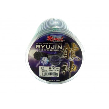 Senar Ultra Soft 8 Braided PE Ryujin 100M Multi-Color