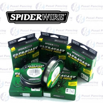 Senar Spiderwire Ultracast Ultimate Mono