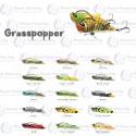 Ump Mimix Graspopper Mx-Pp-Gp60