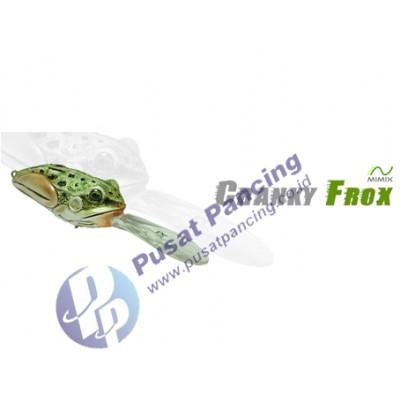 Mimix cranky frog