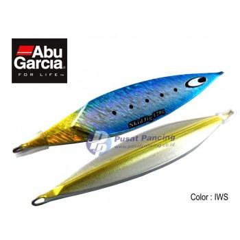 1 x Abu Garcia Salty Stage Skid Jig 80g SSSJ80-IWS Metal Jig Fishing Lure