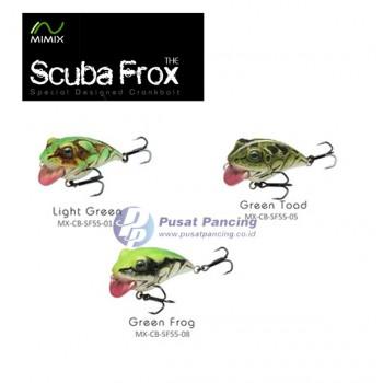 Umpan Mimix Scuba Frox