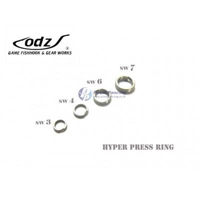 Hyper Press Ring