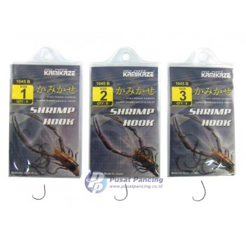 Kail Shrimp Hook 1045 B