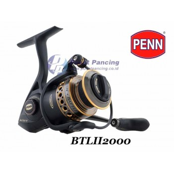 Reel Spinning Penn Battle II