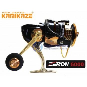 Reel Spinning Kamikaze Zeron 6000
