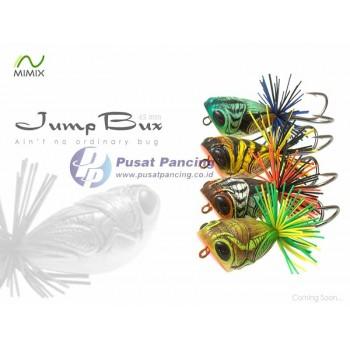 Umpan Top Water Jumper Frog Mimix Jump Bux