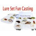 Lure Set Fun Casting