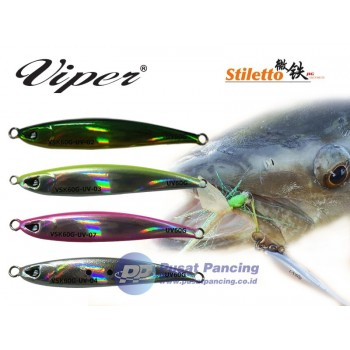 Umpan Stiletto Jig UV