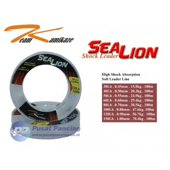 Senar Sealion Shock Leader