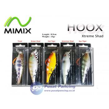Umpan Mimix Hoox Xtreme Shad