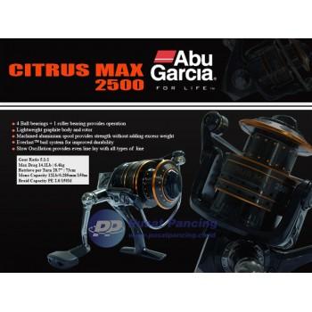 Reel Abu Garcia Citrus Max