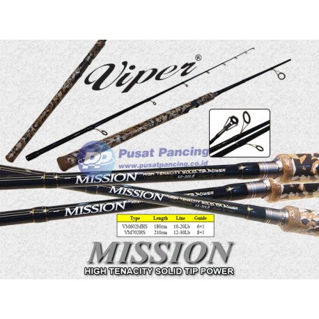 Rod Mission 602