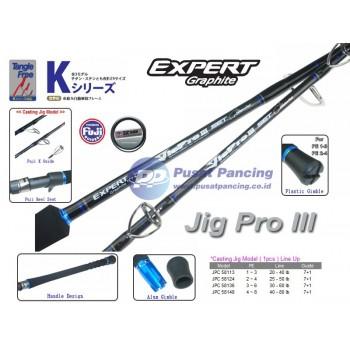 Jigging Rod OH Expert Jig Pro III