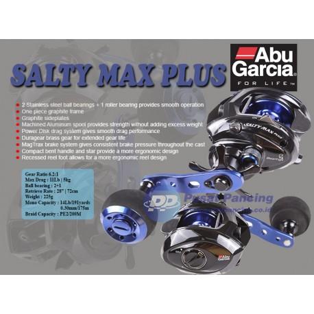 Reel Bc Abu Garcia Salty Max Plus-L
