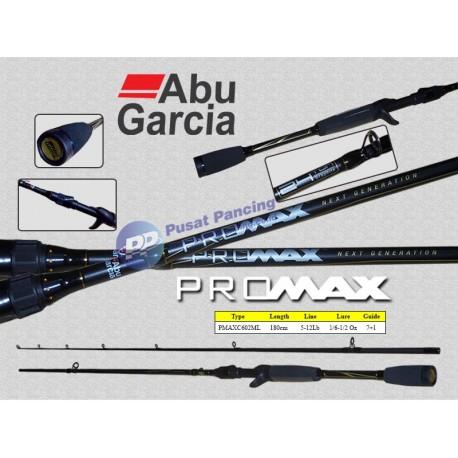 Baitcasting Rod Abu Garcia Promax