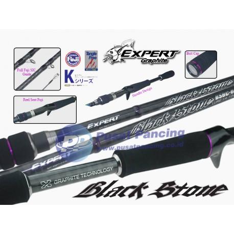 Rod Baitcasting Expert Black Stone Bass