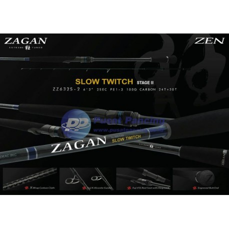 Joran Slow Pitch Zen Zagan Slow Twitch