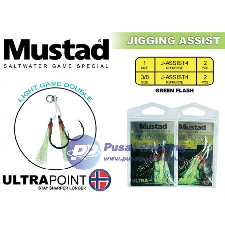 Kail Mustad Light Jigging Assist
