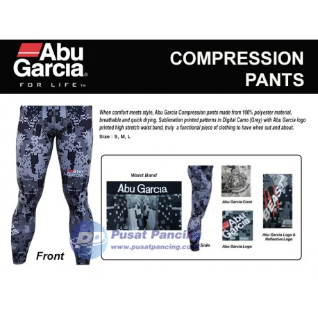 Celana Abu Garcia Compression Pants