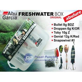 Paket Umpan Abu Garcia Abulure Freshwater Box