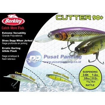 Lure Popper Suspending Berley Cutter 90+