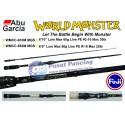 Joran Baitcasting Abu Garcia World Monster