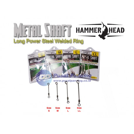 Swivel Hammer Head Metal Shaft