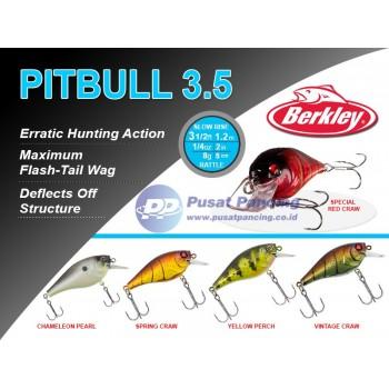 Umpan Berkley Pitbull 3.5