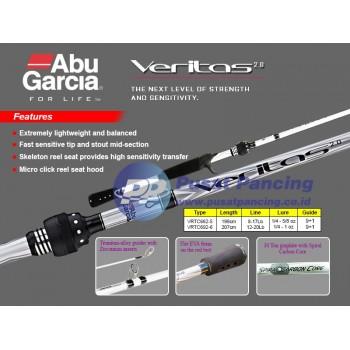 Joran Baitcasting Abu Garcia Veritas 2.0