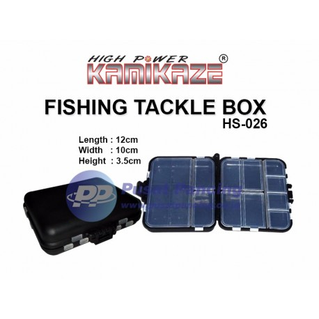 Kotak Pancing Kamikaze HS-026